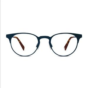 "19092e227a Warby Parker Accessories - Warby Parker ""Hudson"" in Brushed Navy"